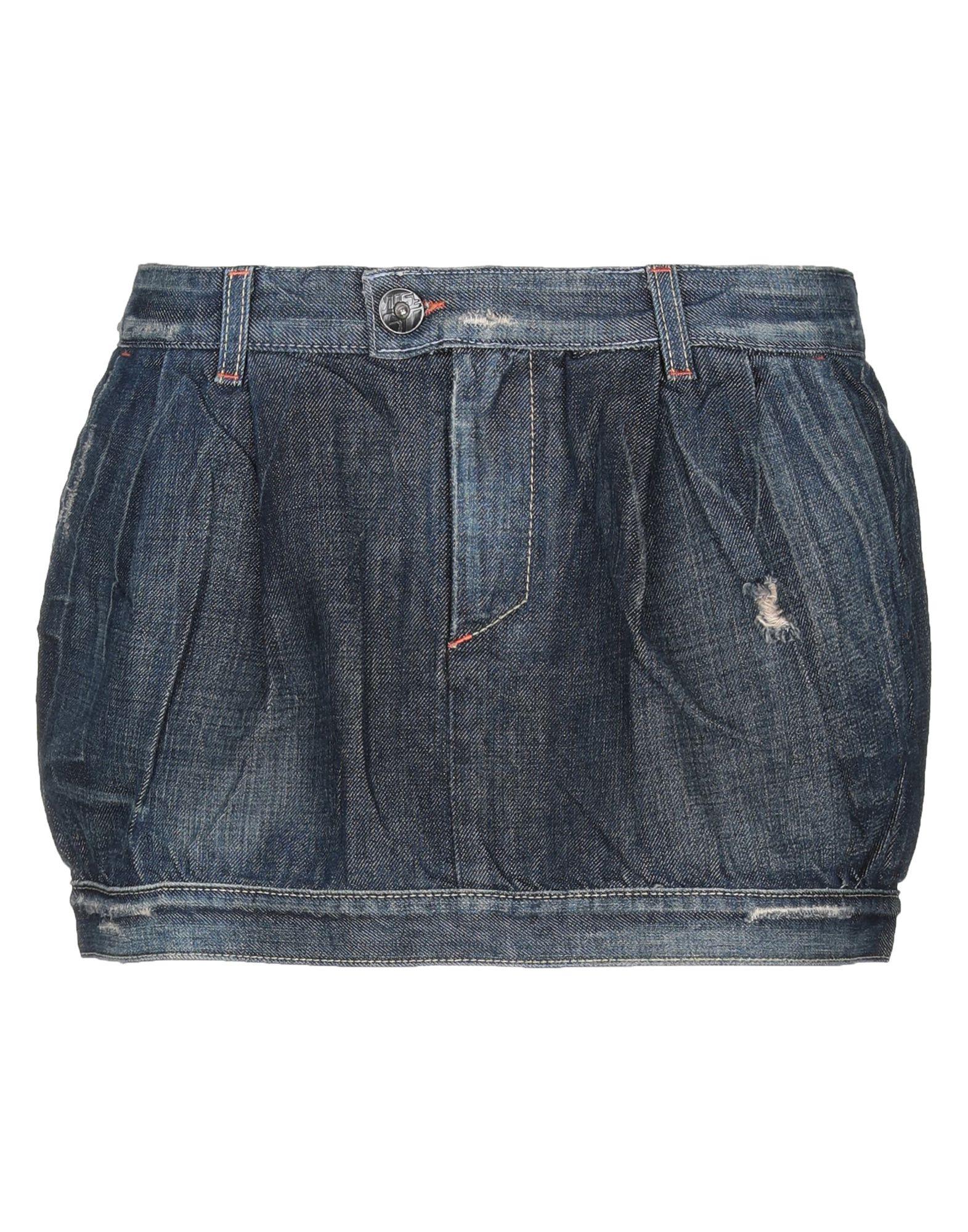 MISS SIXTY LUXURY Джинсовая юбка цена