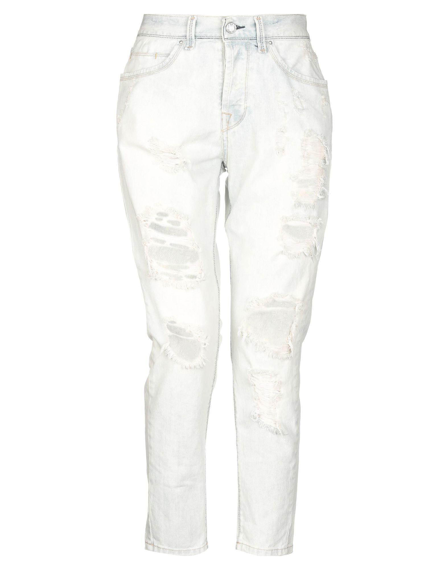 DOO WOP Джинсовые брюки недорго, оригинальная цена
