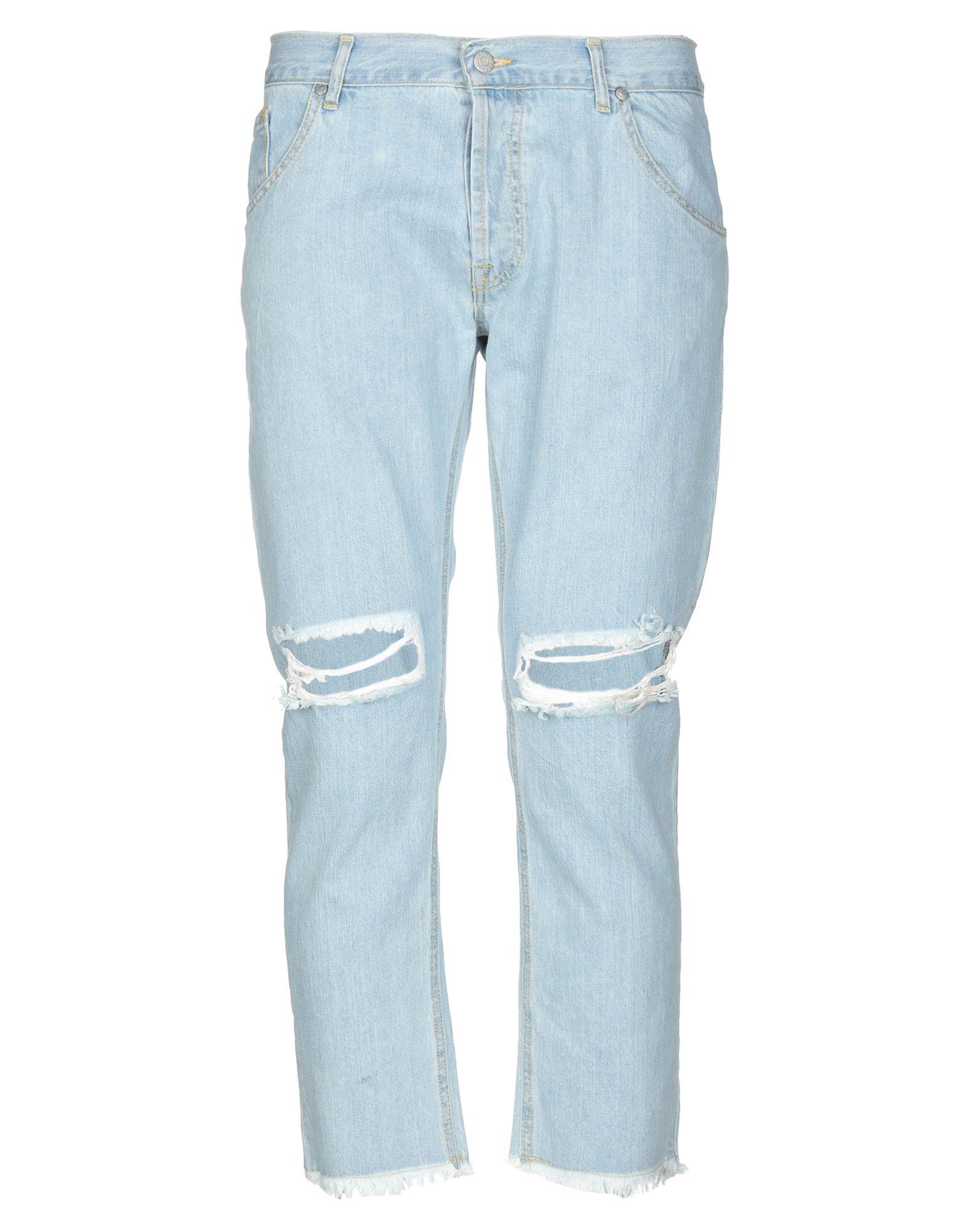 MOD OFFICIAL CLOTHING CULTURE Джинсовые брюки цена 2017