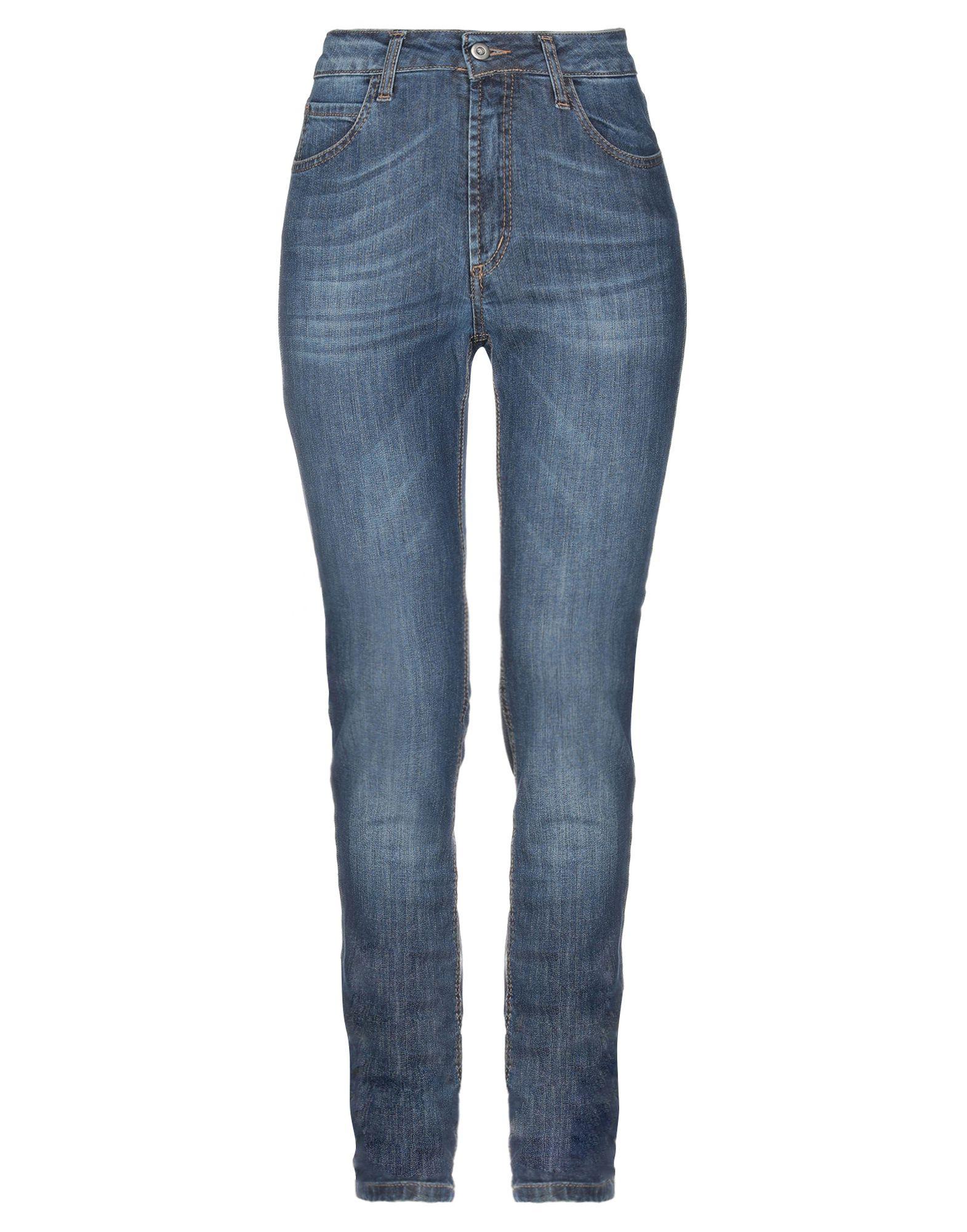 MEM.JS Джинсовые брюки ring джинсовые брюки
