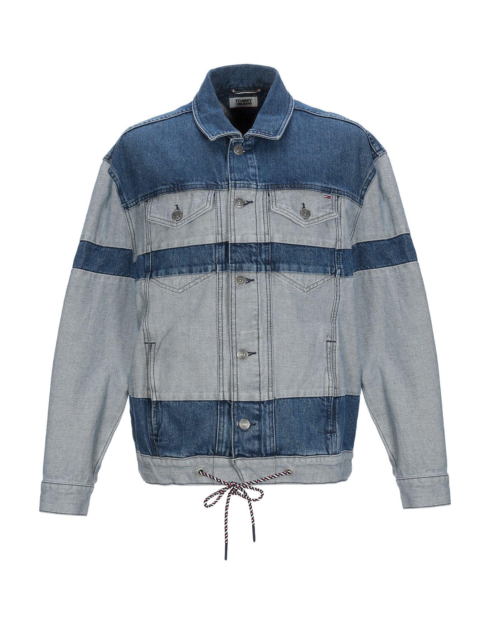 TOMMY JEANS Джинсовая верхняя одежда цена 2017