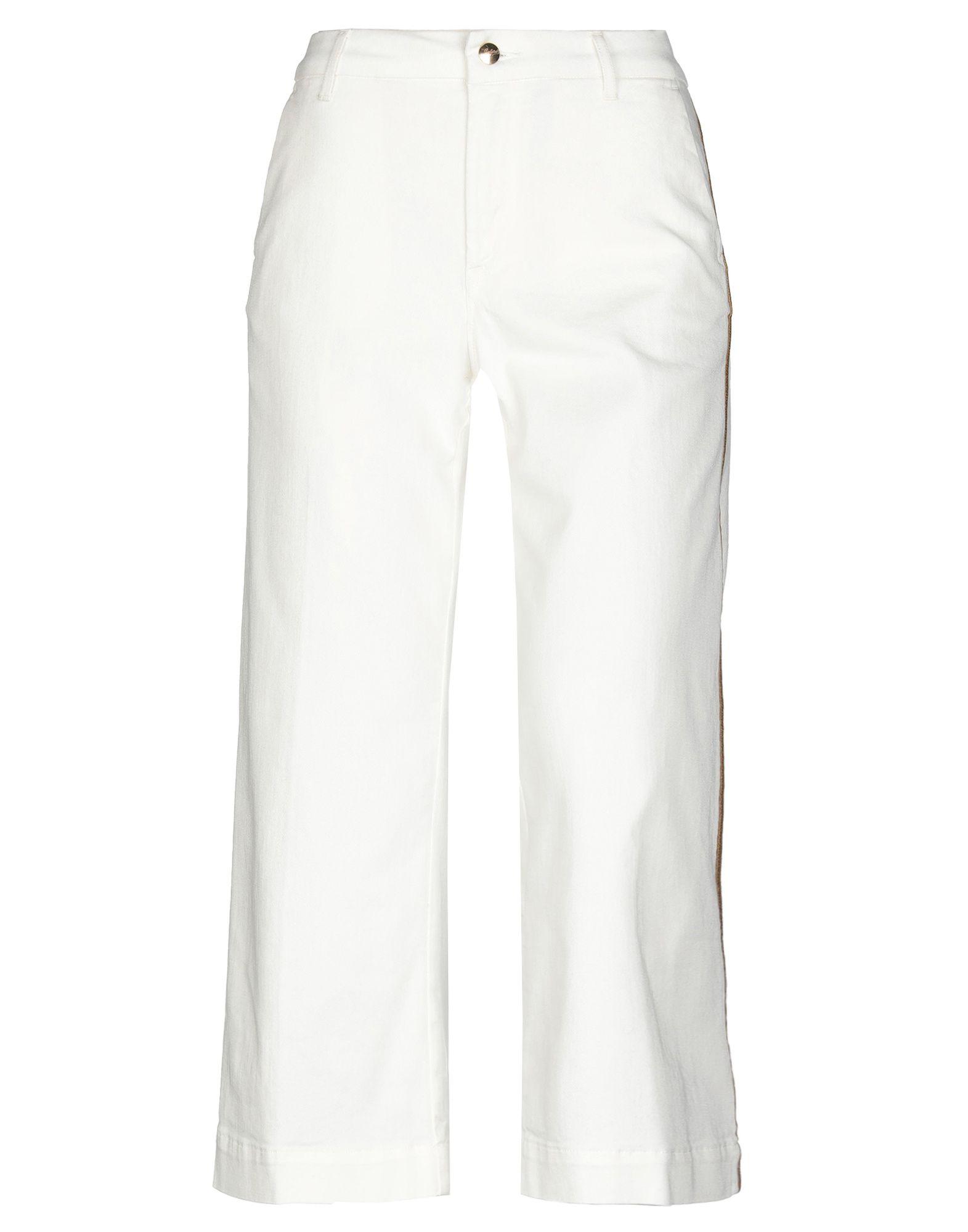 THE SEAFARER Джинсовые брюки-капри цена 2017