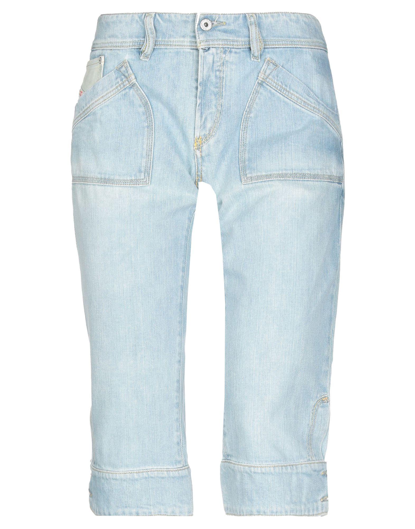 DIESEL Джинсовые брюки-капри diesel брюки капри