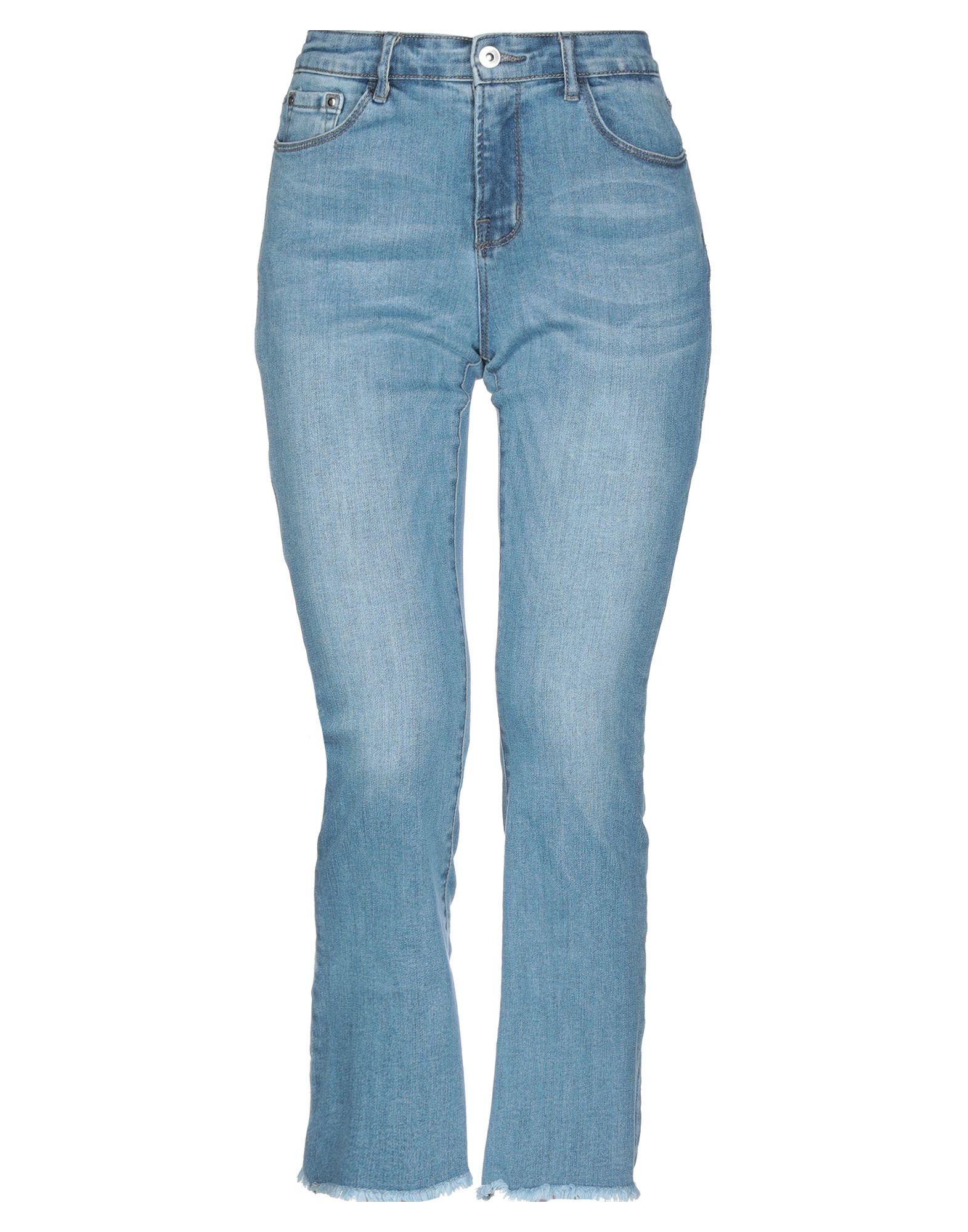 HOPE COLLECTION Джинсовые брюки-капри цена 2017