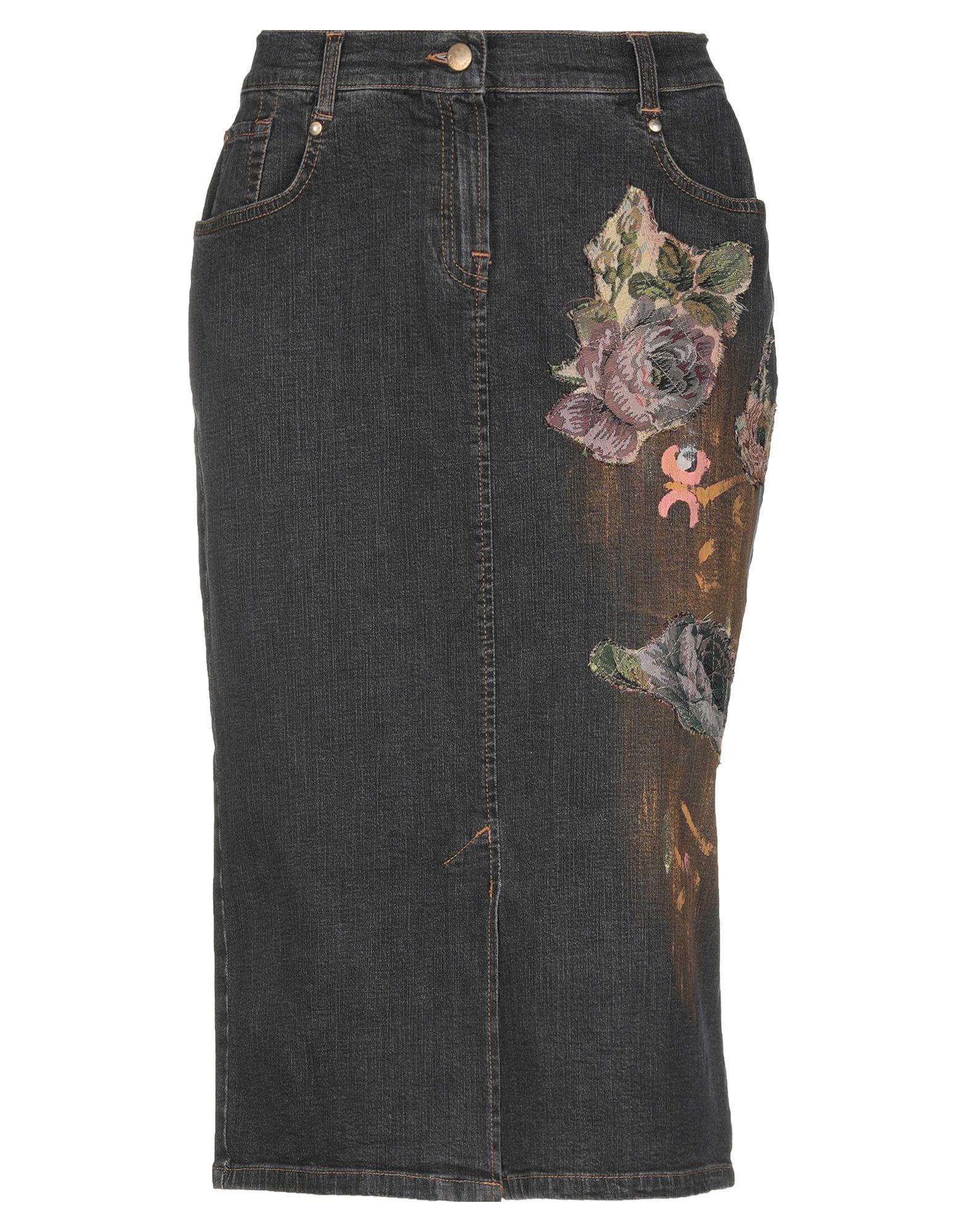 CLIPS MORE Джинсовая юбка цена 2017