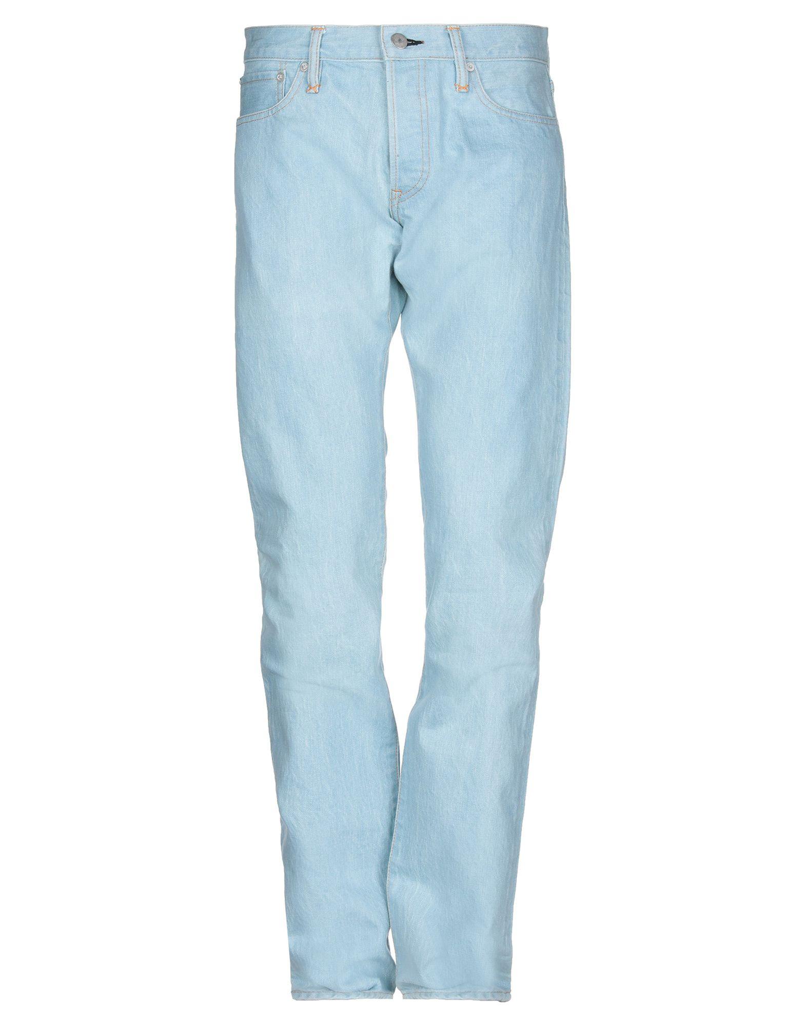 MAISON KITSUNÉ Джинсовые брюки maison kitsuné футболка