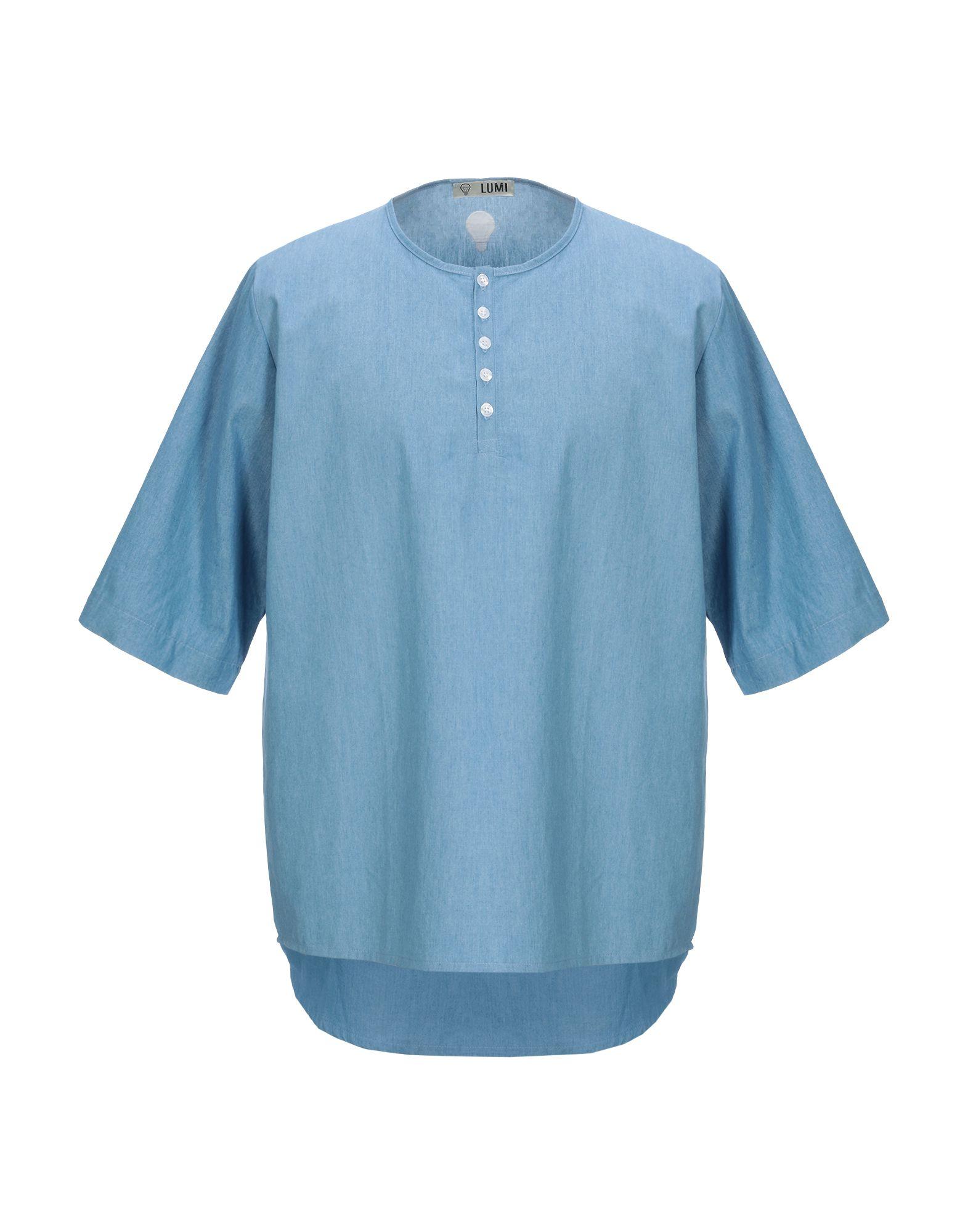 цена на LUMI Джинсовая рубашка