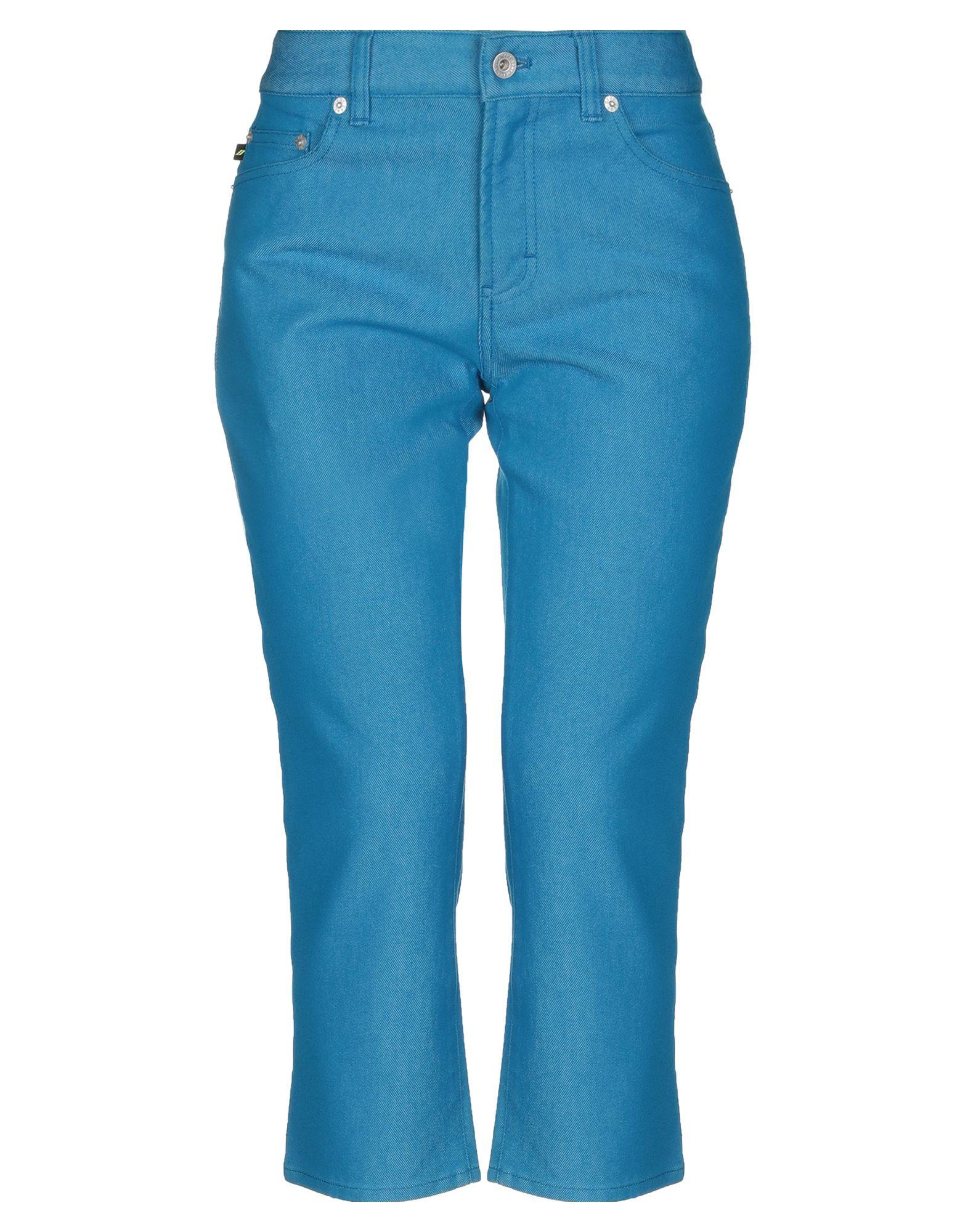 DKNY Джинсовые брюки-капри start up джинсовые брюки капри