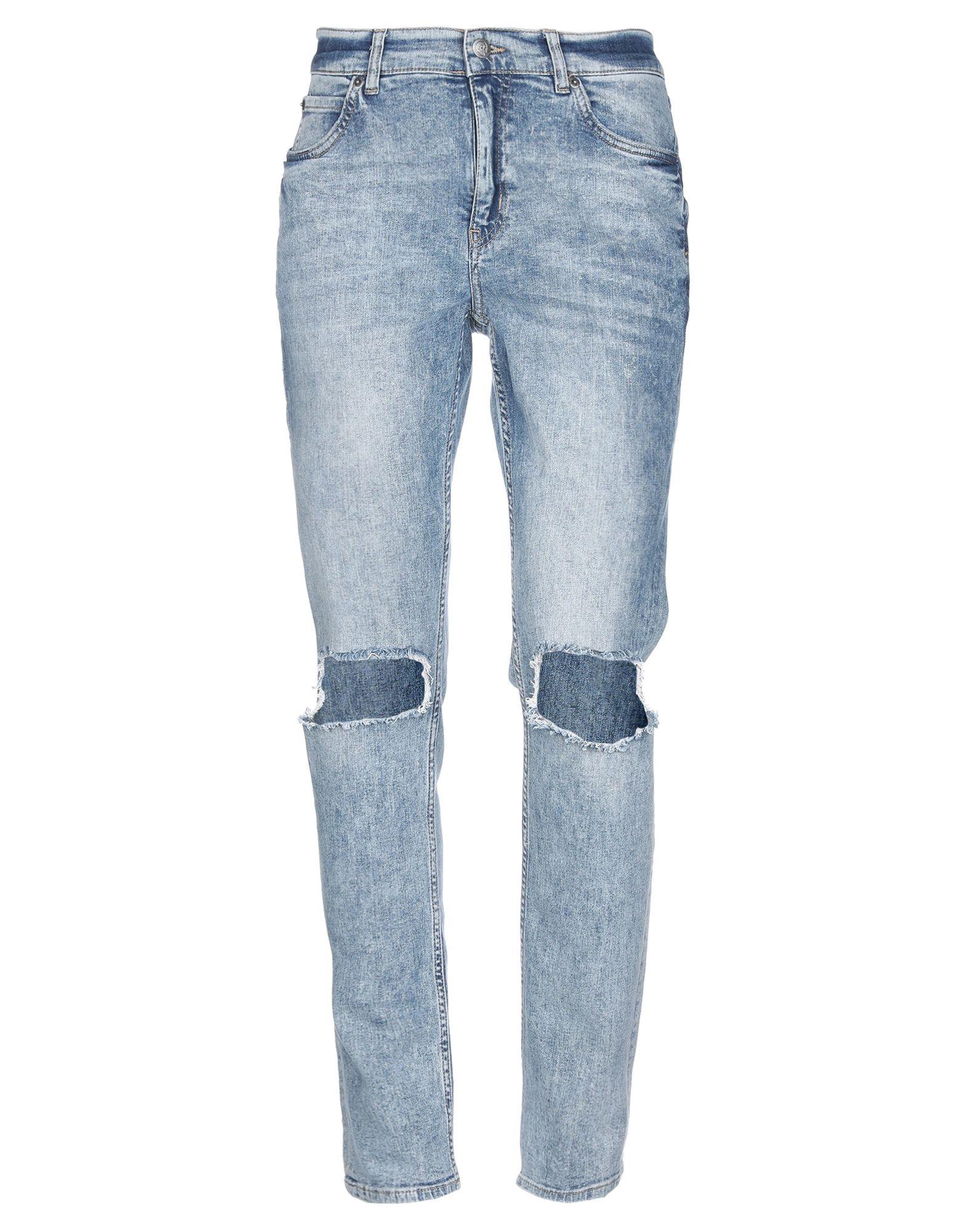CHEAP MONDAY Джинсовые брюки джинсы женские cheap monday цвет синий 0499353 размер 26 30 42 30
