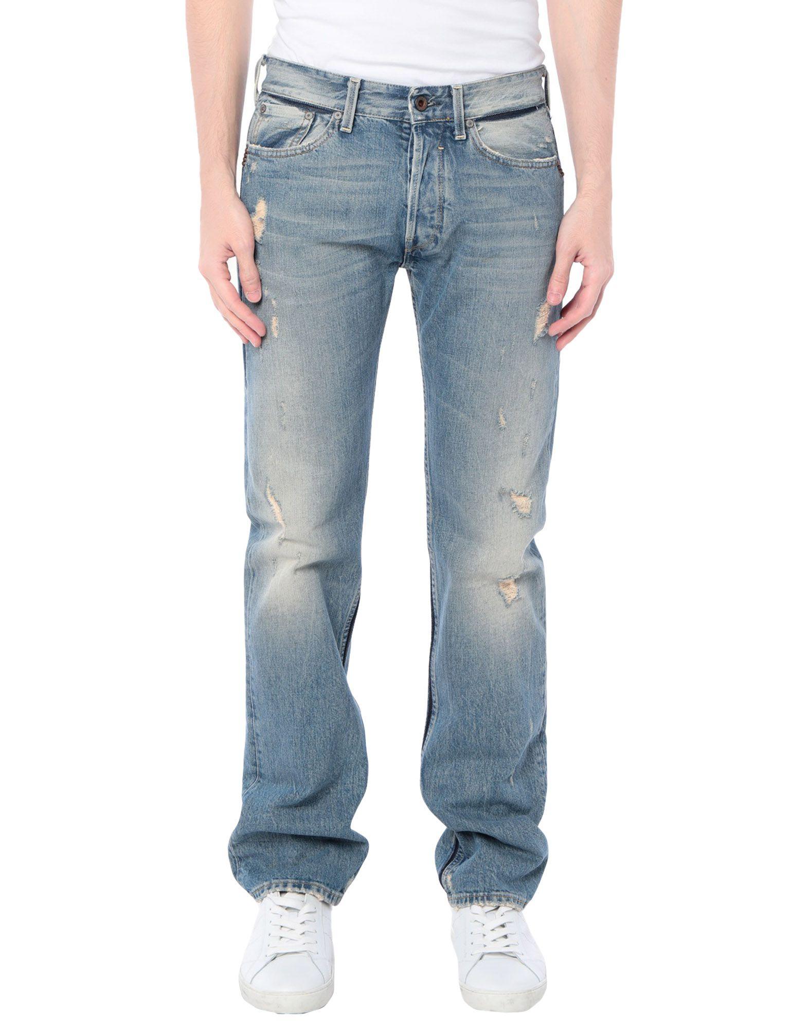 WE ARE REPLAY Джинсовые брюки цена 2017