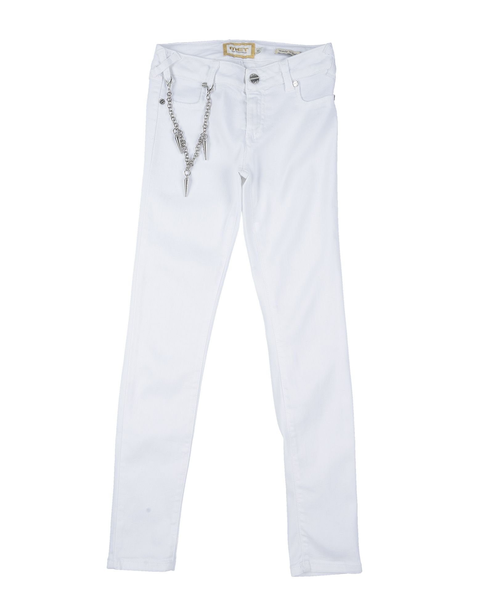MET Джинсовые брюки c met