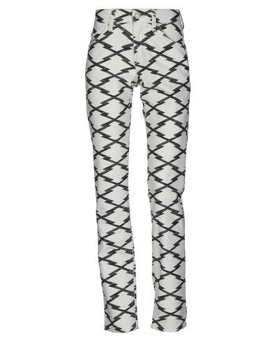 Купить Джинсовые брюки от ISABEL MARANT ÉTOILE белого цвета
