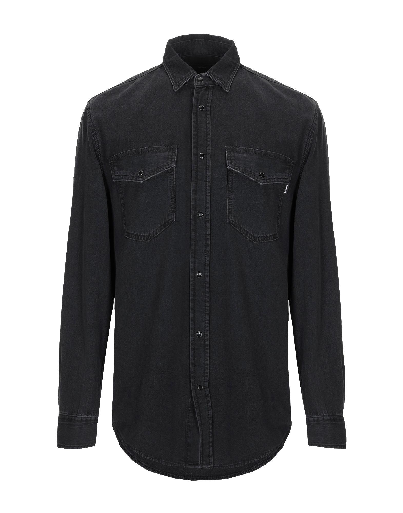 DIESEL Джинсовая рубашка рубашка diesel diesel di303emrxt64