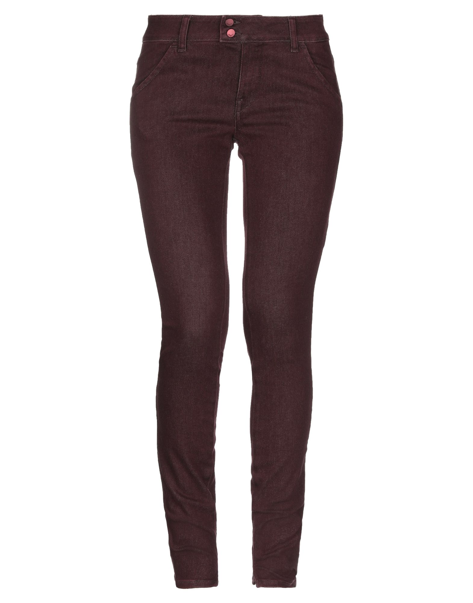 MET & FRIENDS Джинсовые брюки