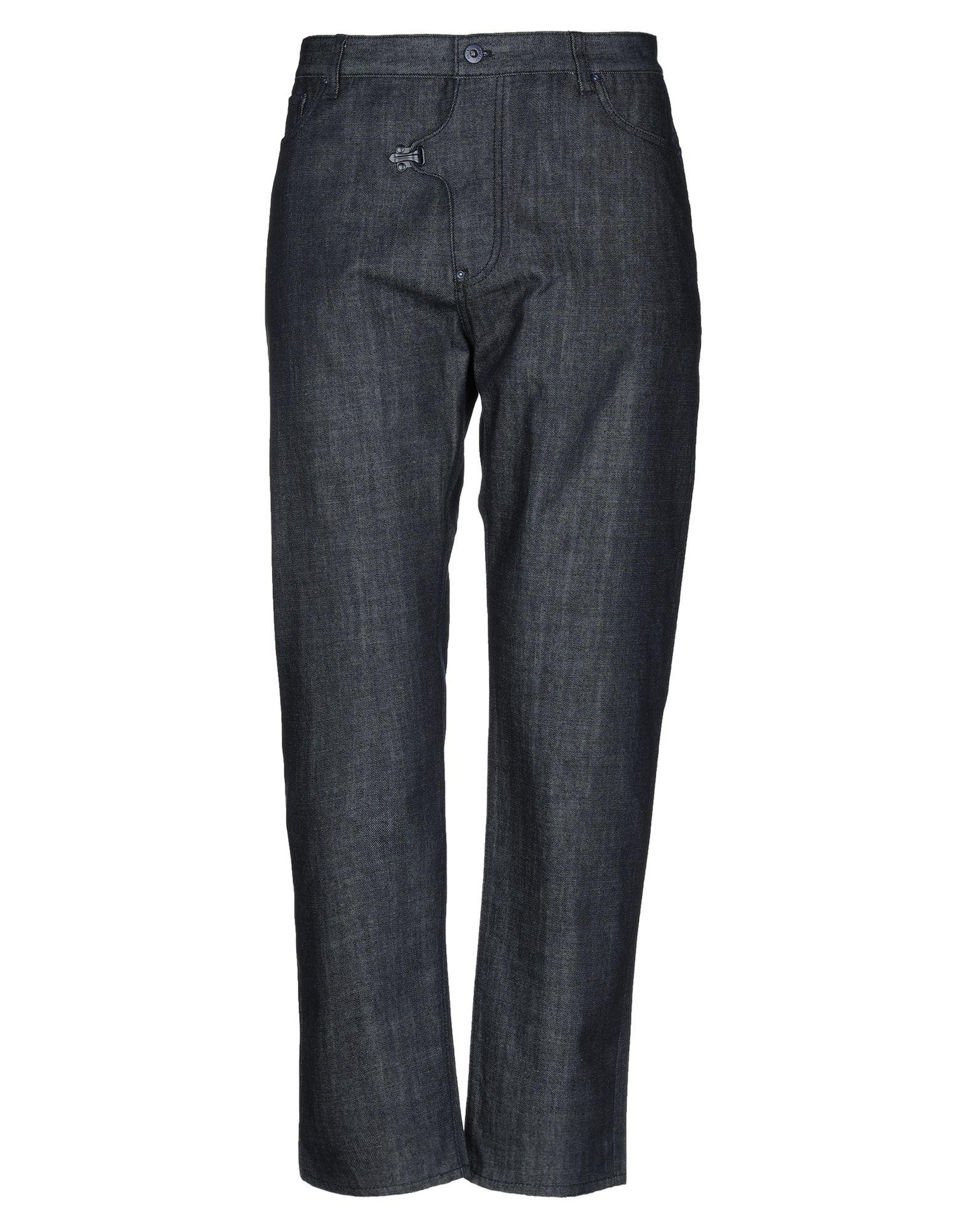 《セール開催中》ARMANI JEANS メンズ ジーンズ ブルー 27 コットン 100%