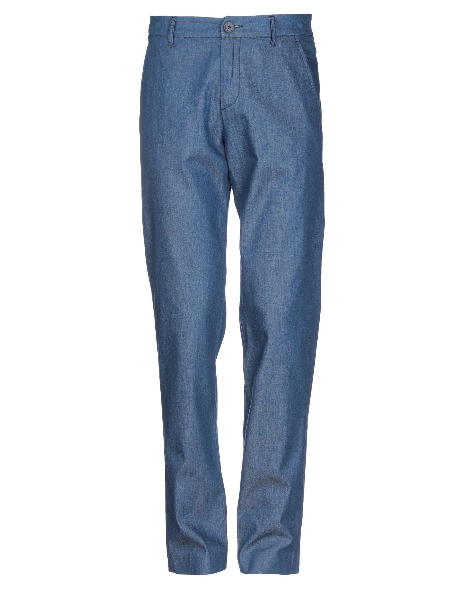 VERSACE JEANS Джинсовые брюки брюки versace 19 69 цвет коричневый