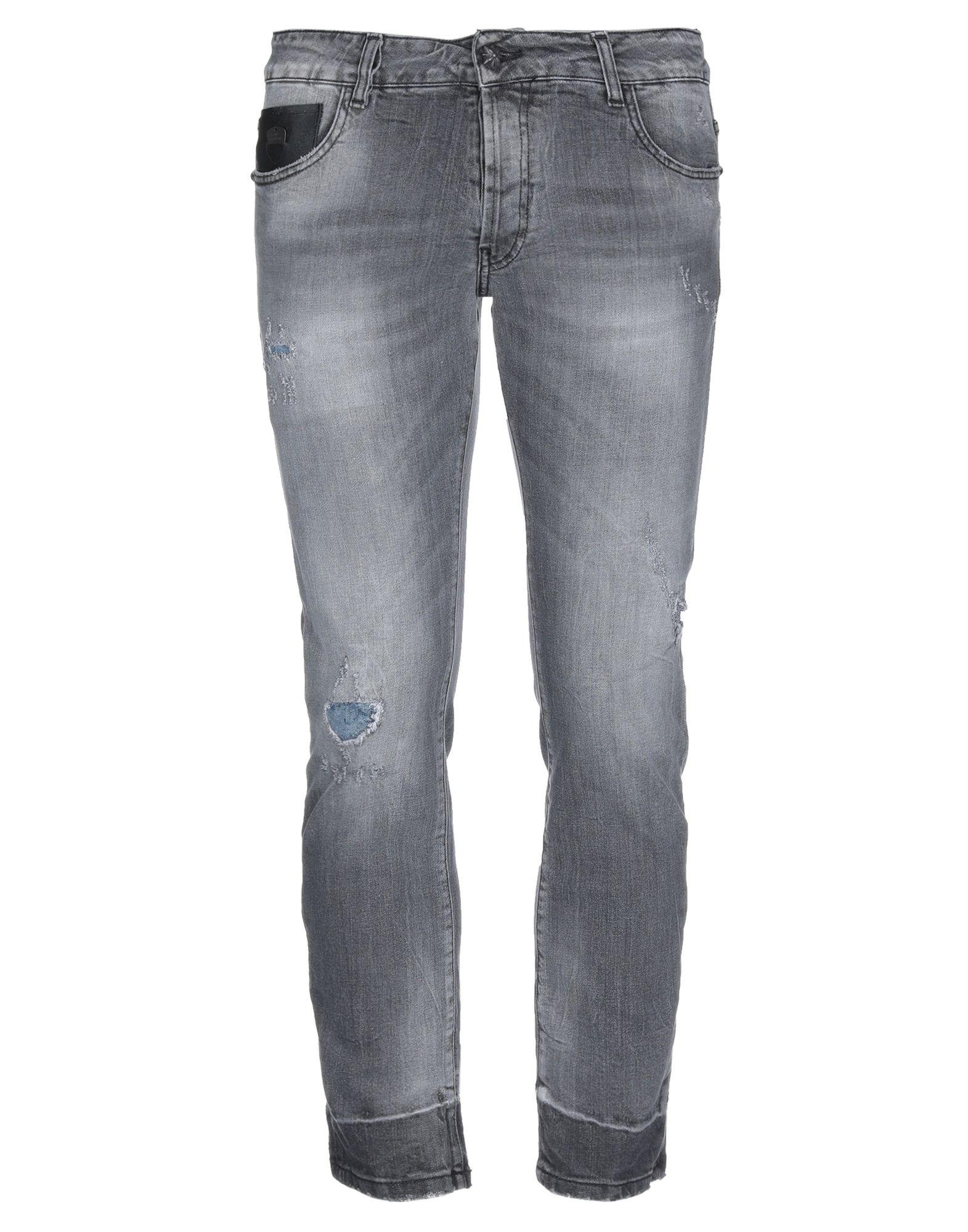 JOHN RICHMOND Джинсовые брюки цена 2017