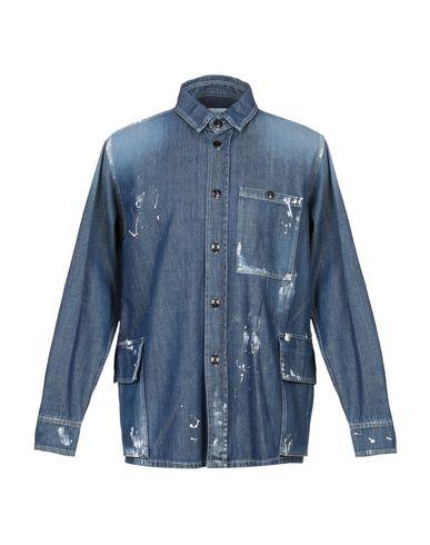Джинсовая рубашка от AMISH