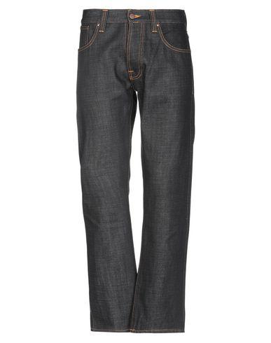 Фото - Джинсовые брюки от NUDIE JEANS CO синего цвета