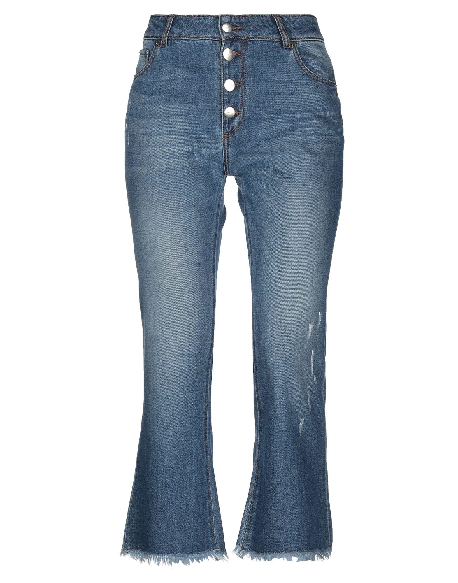 EACH X OTHER Джинсовые брюки недорго, оригинальная цена