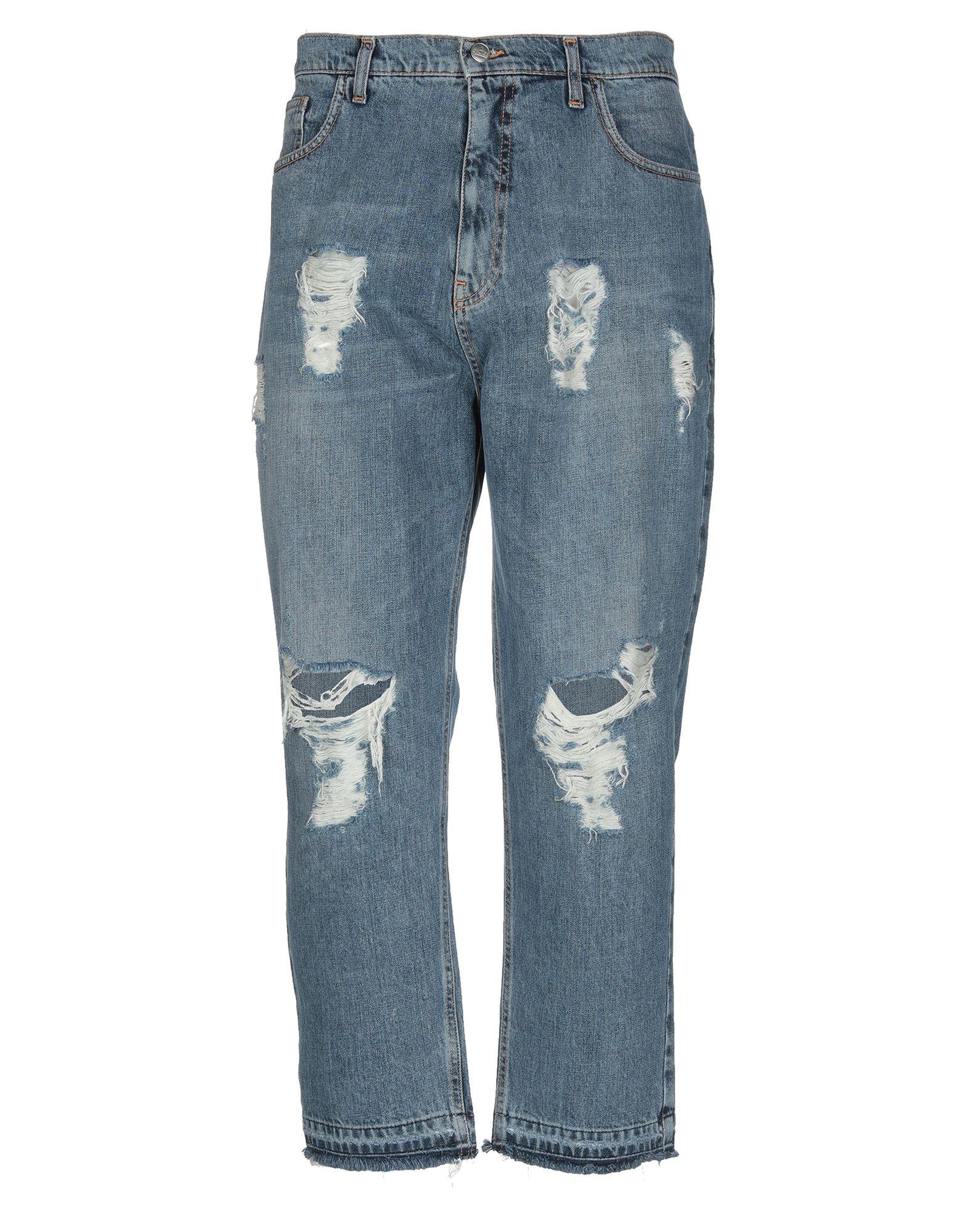 CHOICE NICOLA PELINGA Джинсовые брюки-капри choice nicola pelinga джинсовые брюки