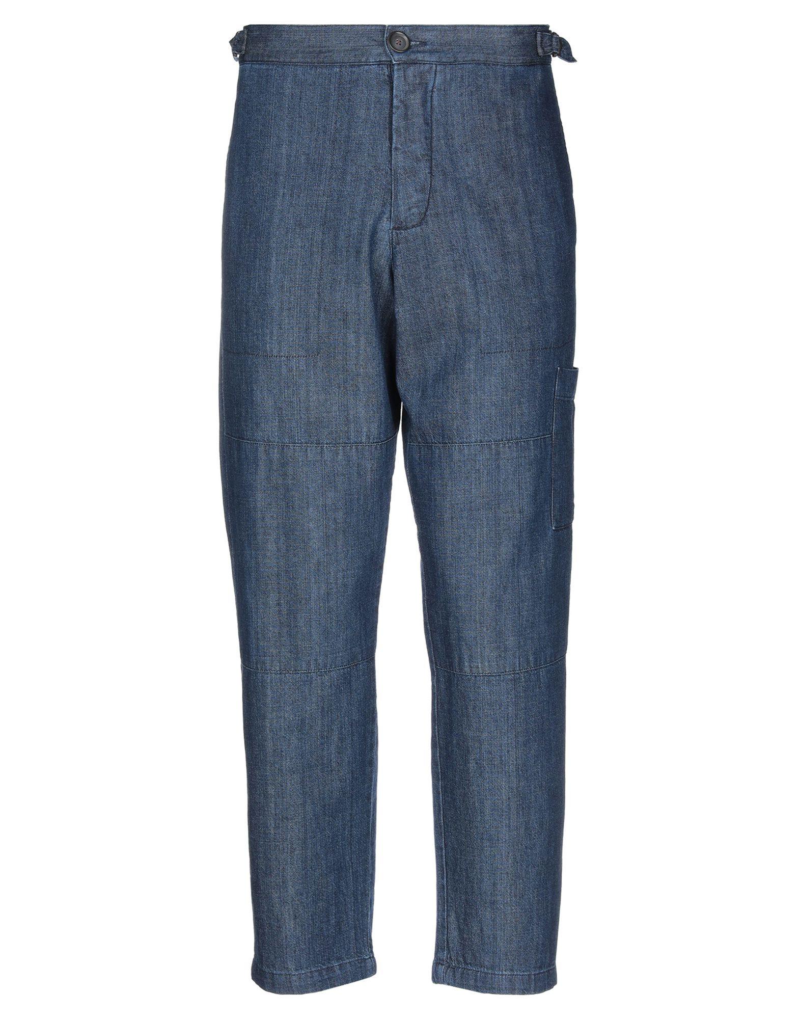 OLIVER SPENCER Джинсовые брюки oliver spencer повседневные брюки