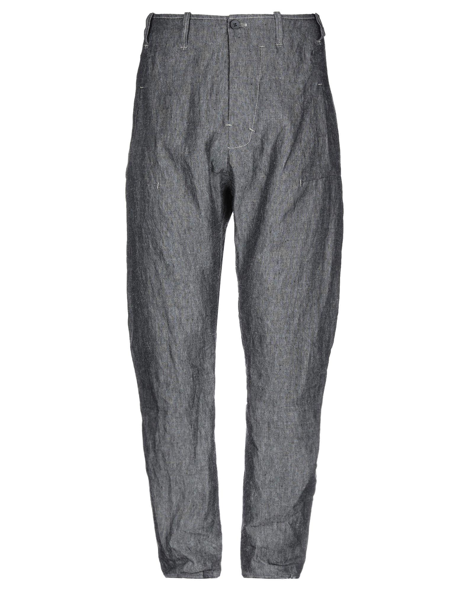 MASNADA Джинсовые брюки masnada легкое пальто