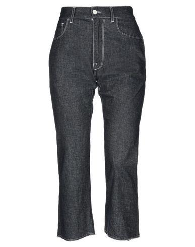 Фото - Джинсовые брюки от MOMONÍ синего цвета