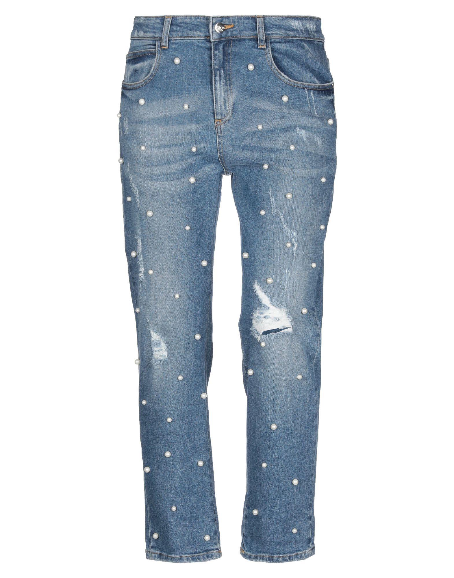 KAOS JEANS Джинсовые брюки summer boyfriend jeans for women hole ripped white lace flowers denim pants low waist mujer vintage skinny stretch jeans female