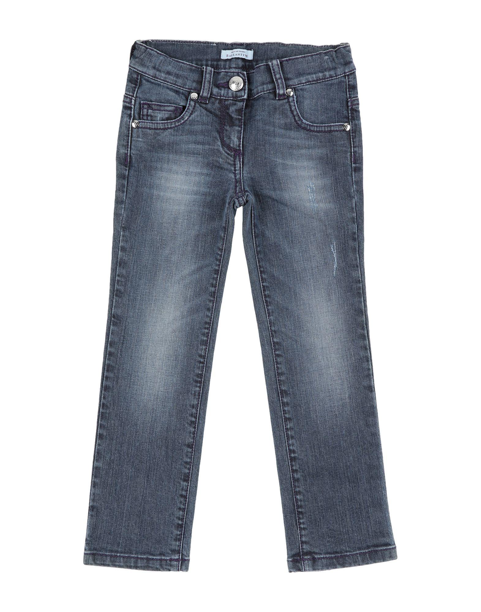 BALLANTYNE Джинсовые брюки ballantyne of peebles джинсовые брюки