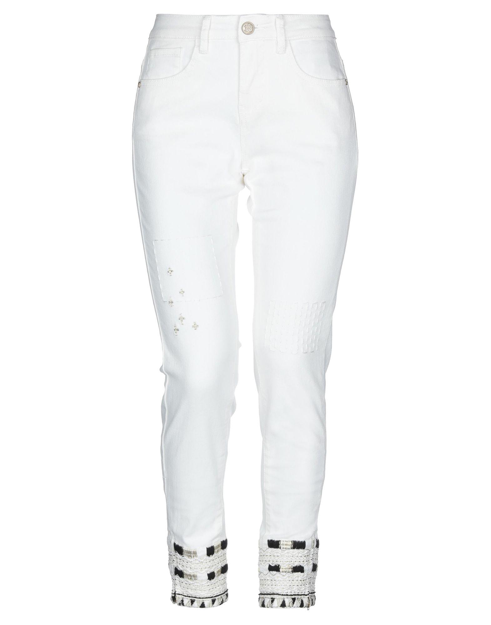 купить DESIGUAL Джинсовые брюки по цене 6250 рублей