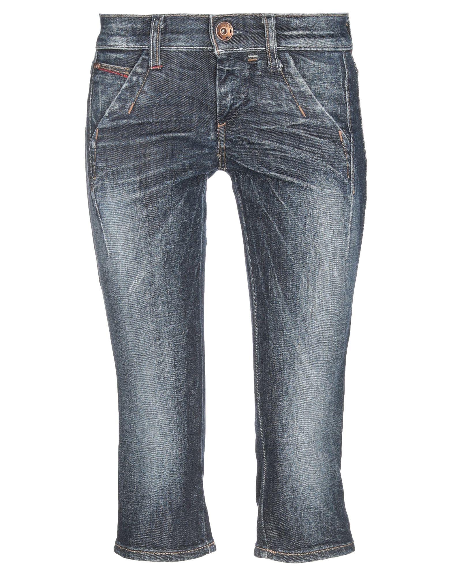 MISS SIXTY Джинсовые брюки-капри цены онлайн