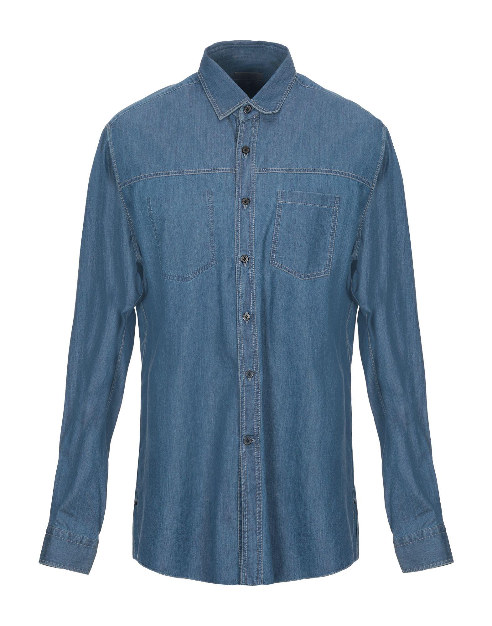LANVIN Джинсовая рубашка