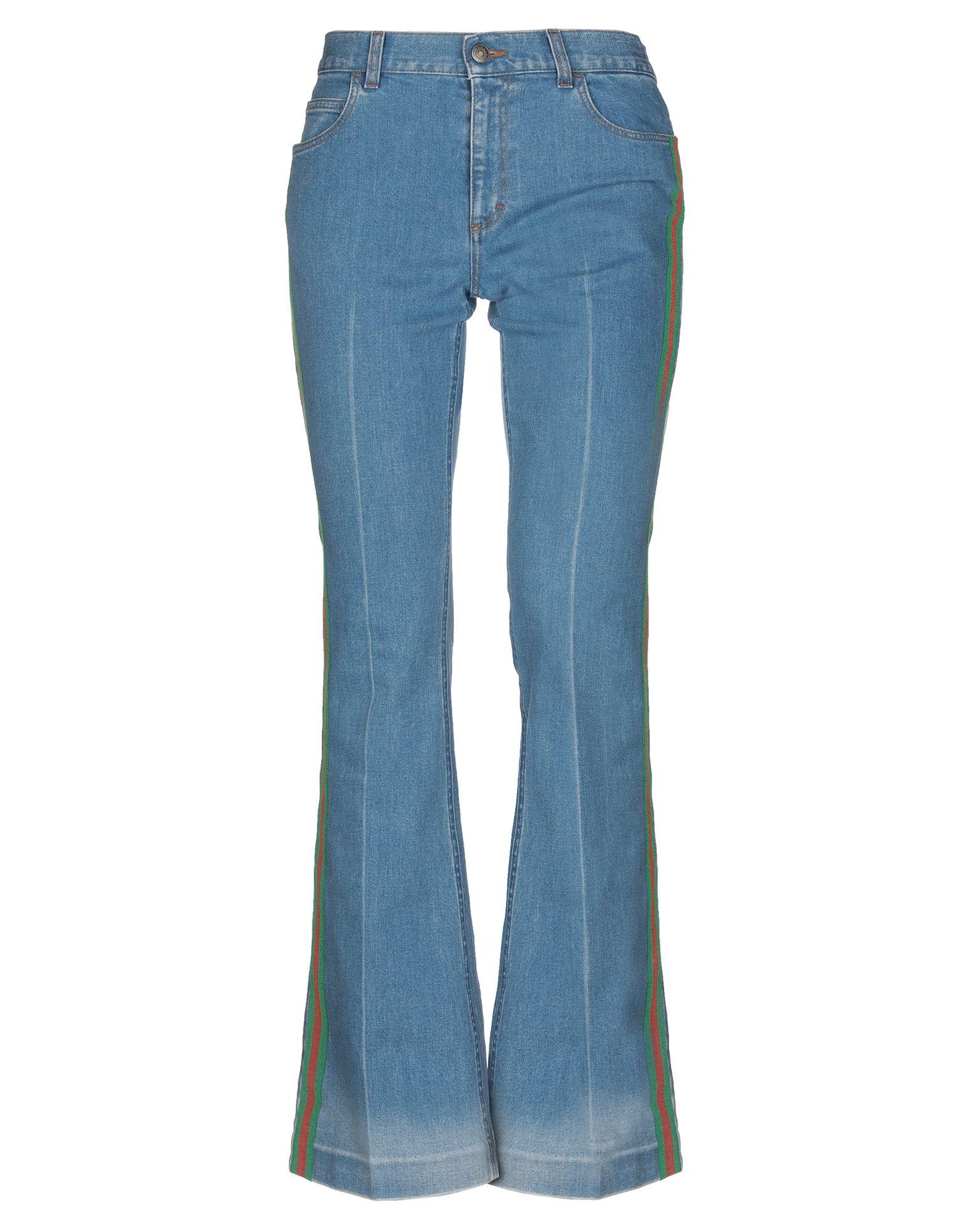 GUCCI Джинсовые брюки