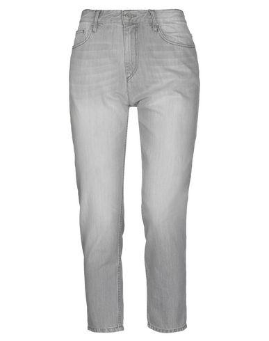 Фото - Джинсовые брюки от ISABEL MARANT ÉTOILE светло-серого цвета