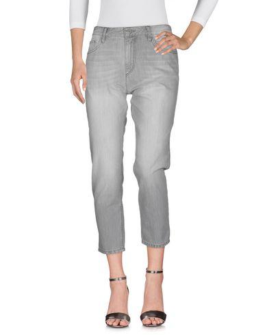Фото 2 - Джинсовые брюки от ISABEL MARANT ÉTOILE светло-серого цвета