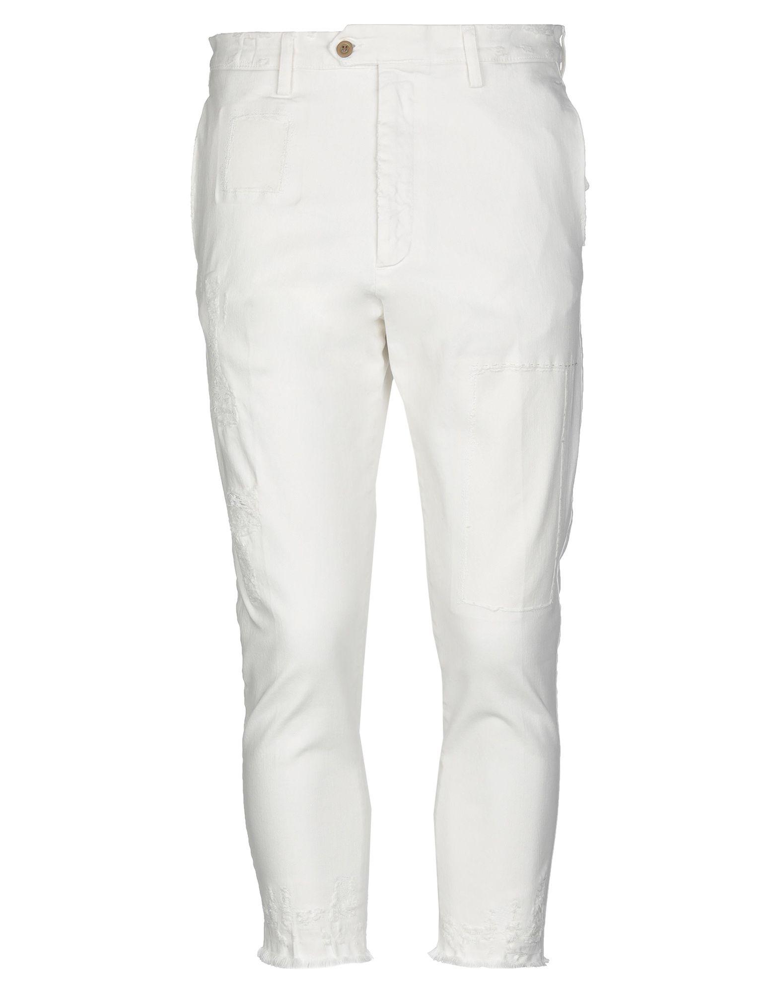 DON THE FULLER Джинсовые брюки-капри цена 2017