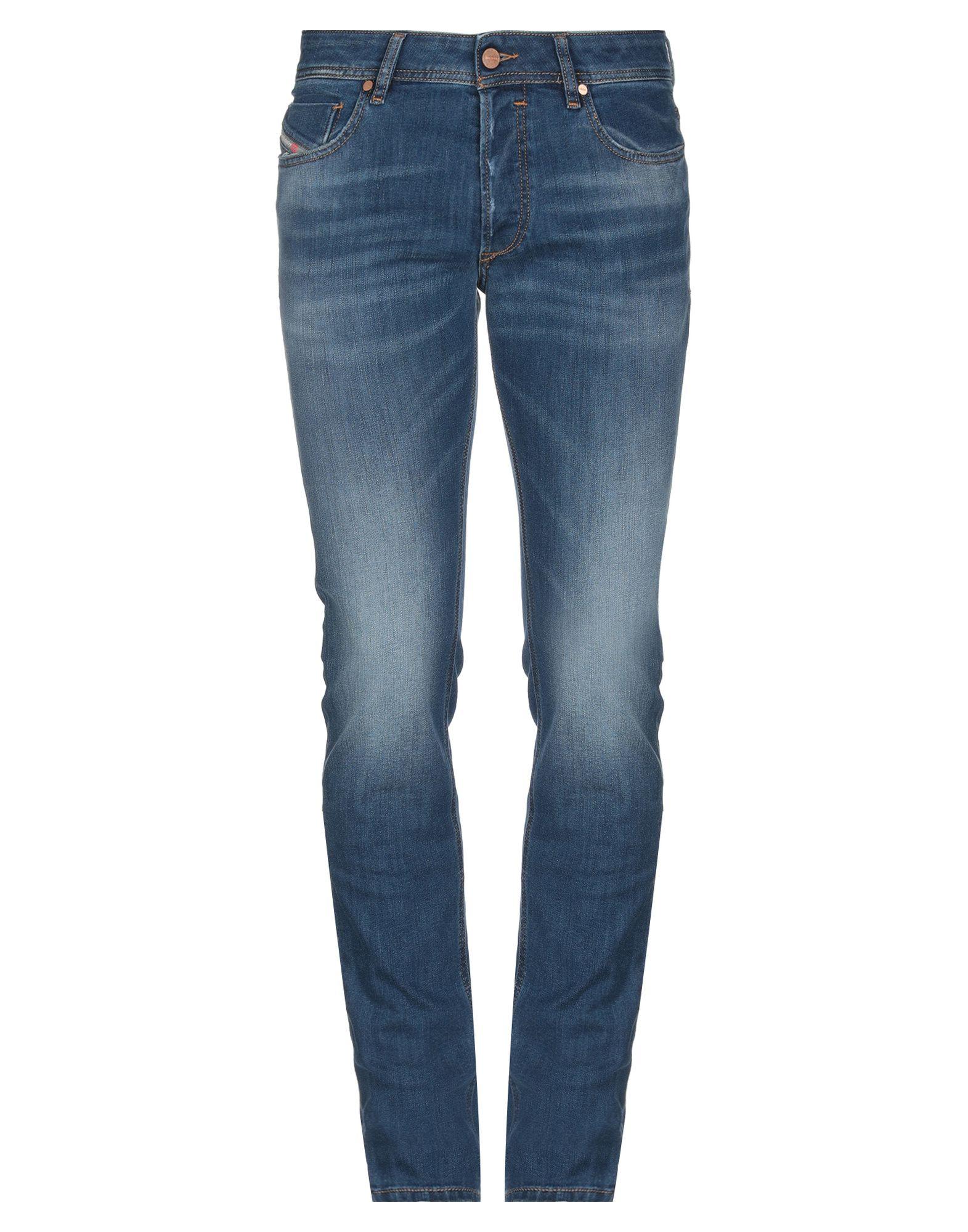 DIESEL Джинсовые брюки недорго, оригинальная цена