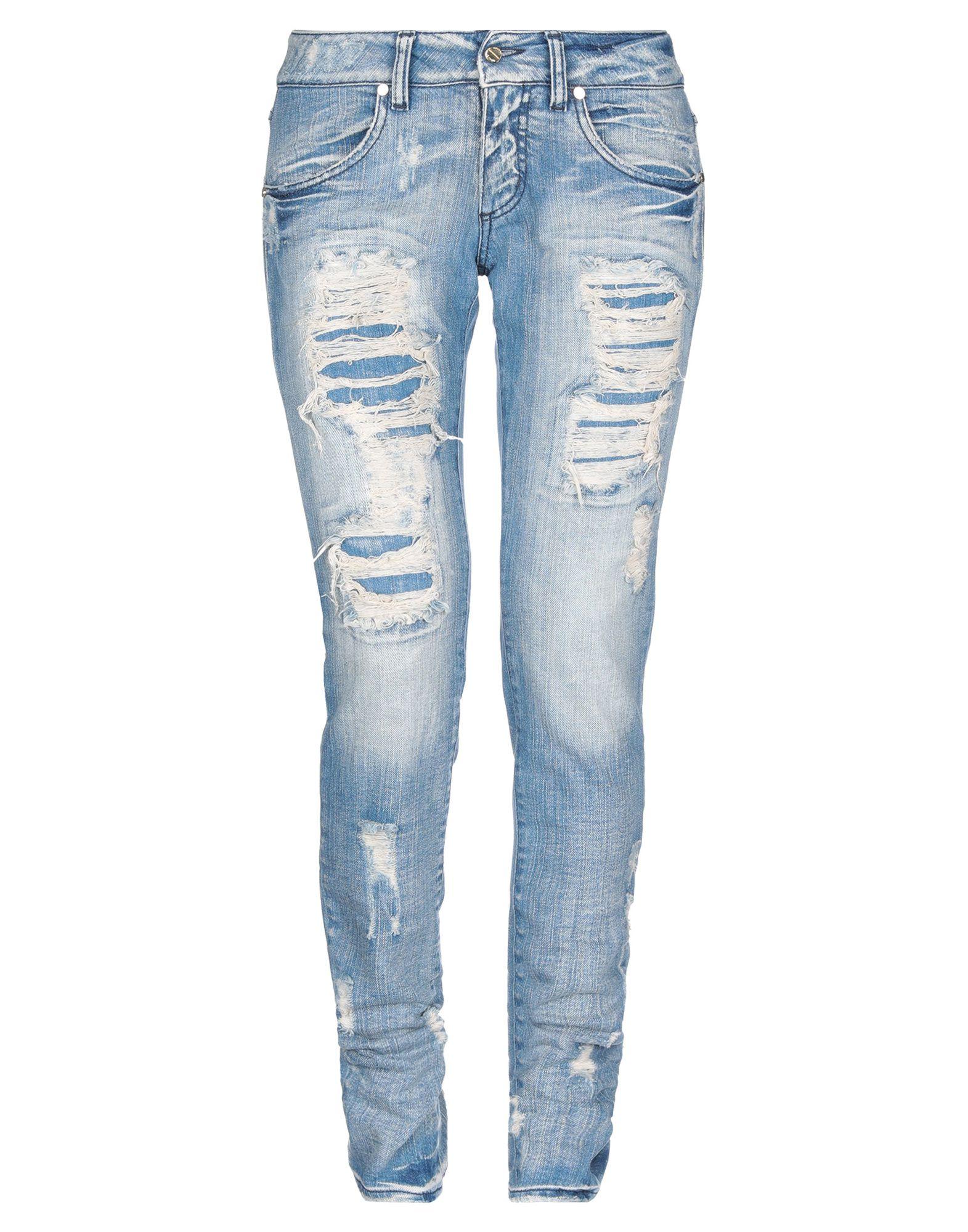MET in JEANS Джинсовые брюки
