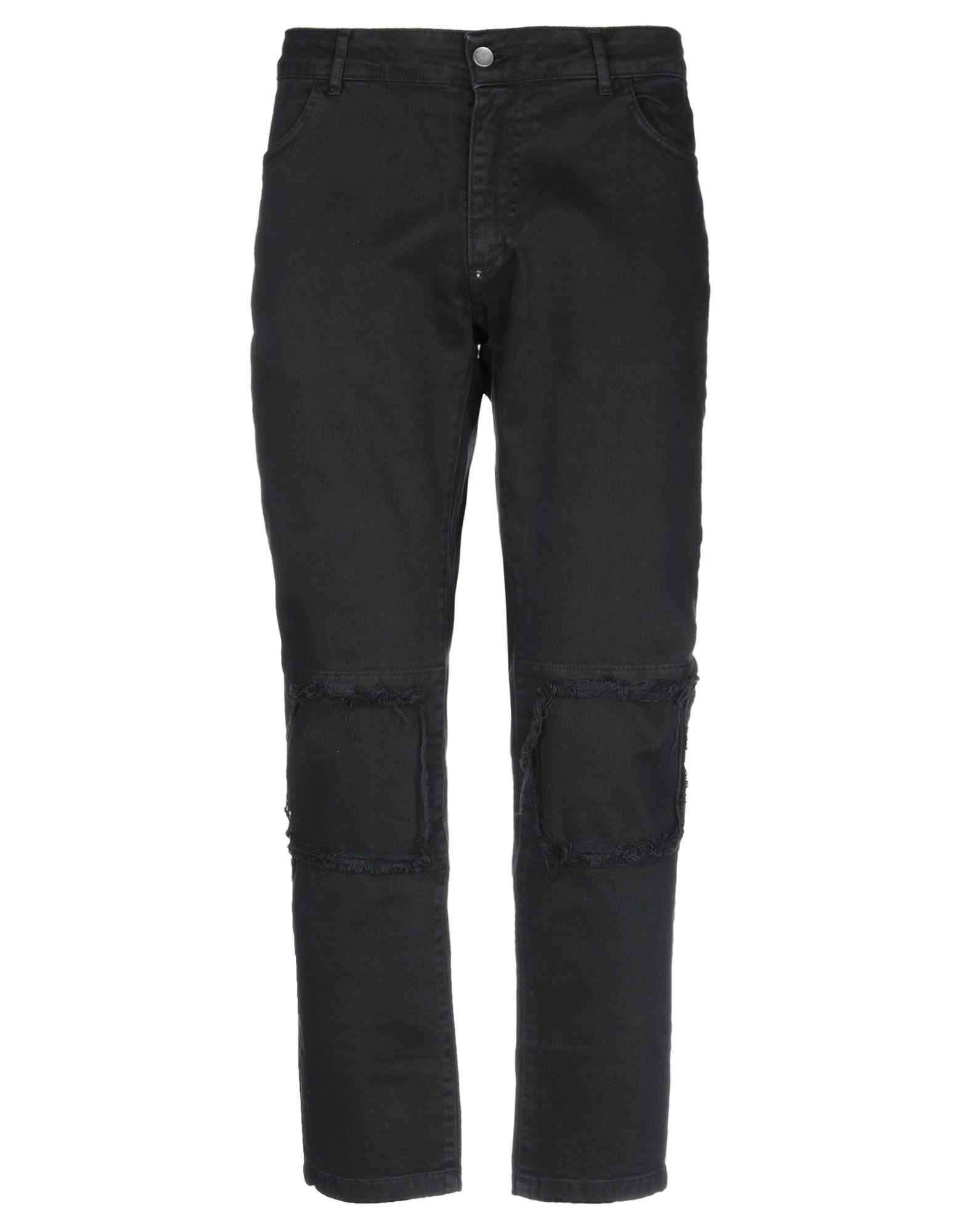 BLACK CIRCUS Джинсовые брюки black circus футболка