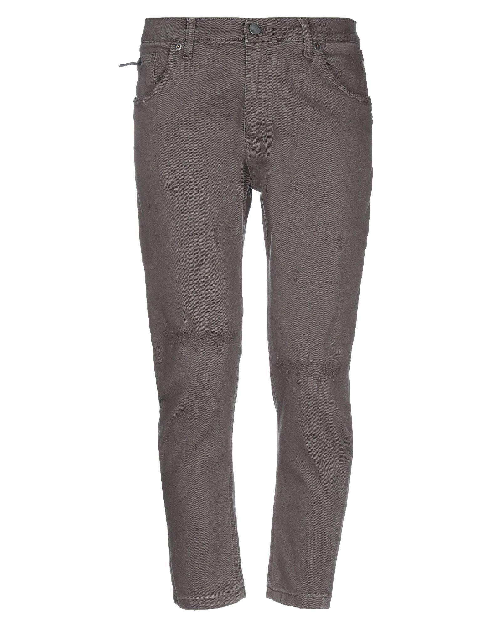 BLACK CIRCUS Джинсовые брюки black circus бермуды