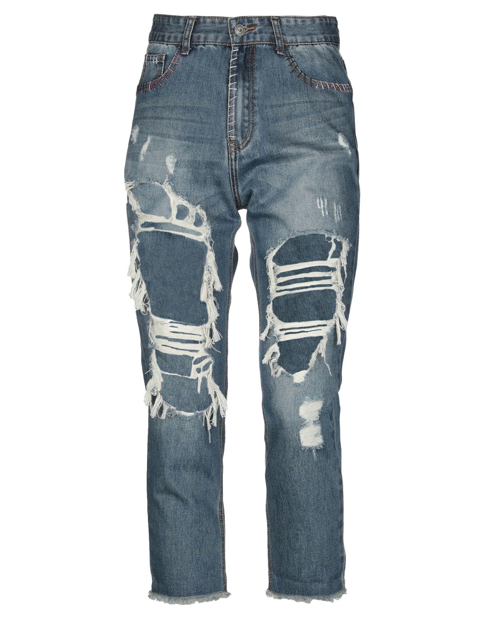 цены 5 PROGRESS Джинсовые брюки-капри