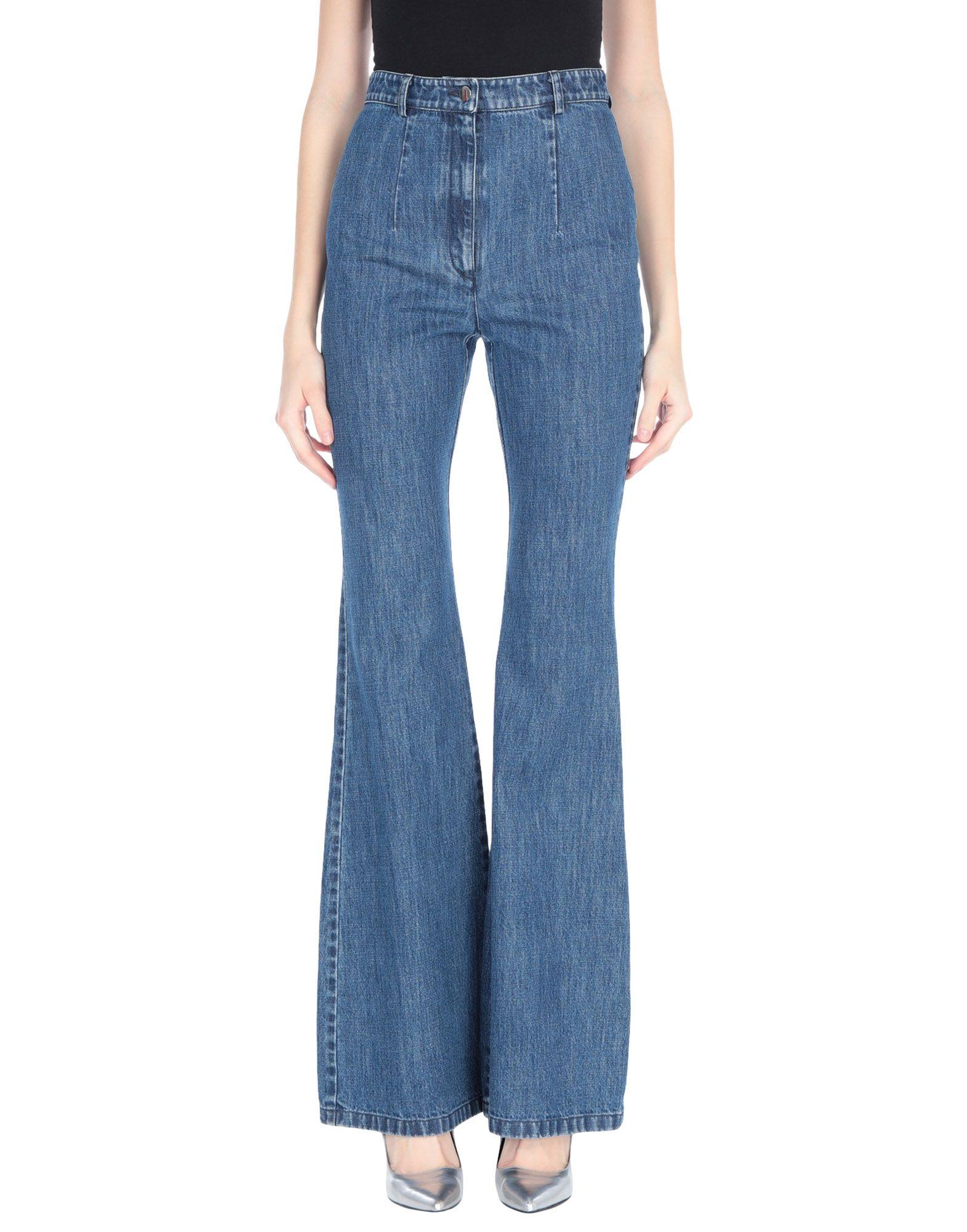 MICHAEL KORS COLLECTION Джинсовые брюки brock collection джинсовые брюки