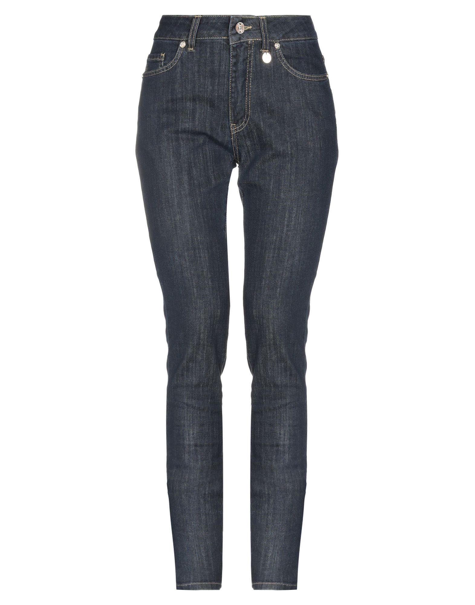 BLUGIRL FOLIES Джинсовые брюки цена 2017
