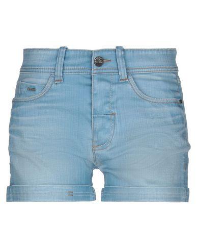Купить Джинсовые шорты синего цвета