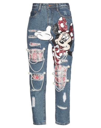 Джинсовые брюки от AISHHA
