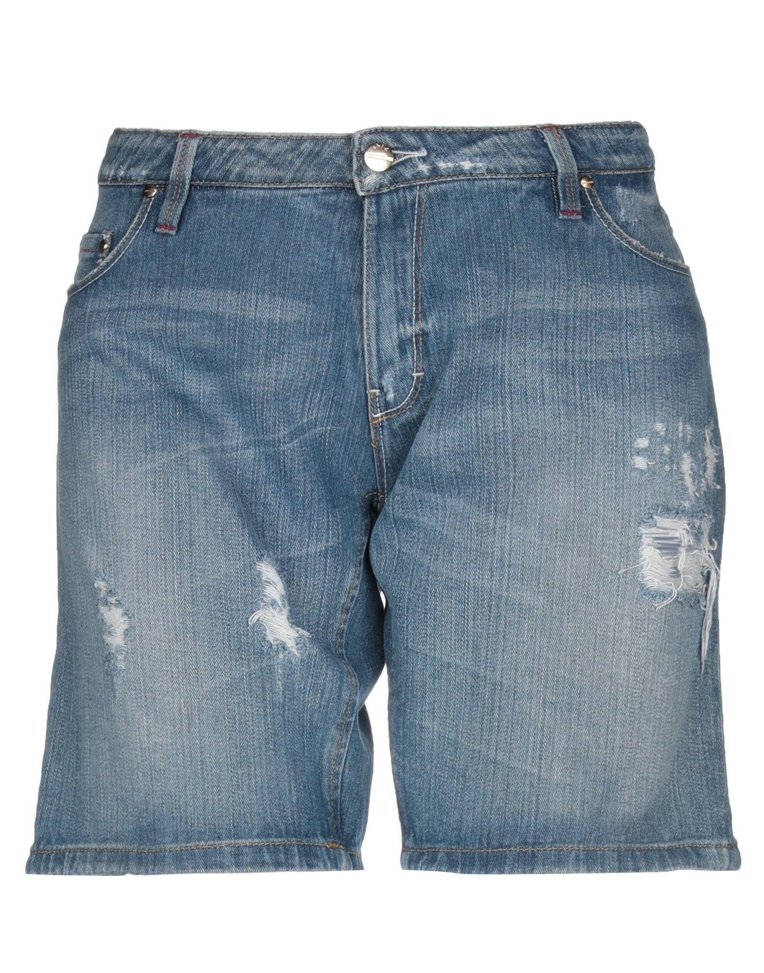 SHI 4 Джинсовые бермуды shi 4 джинсовые брюки