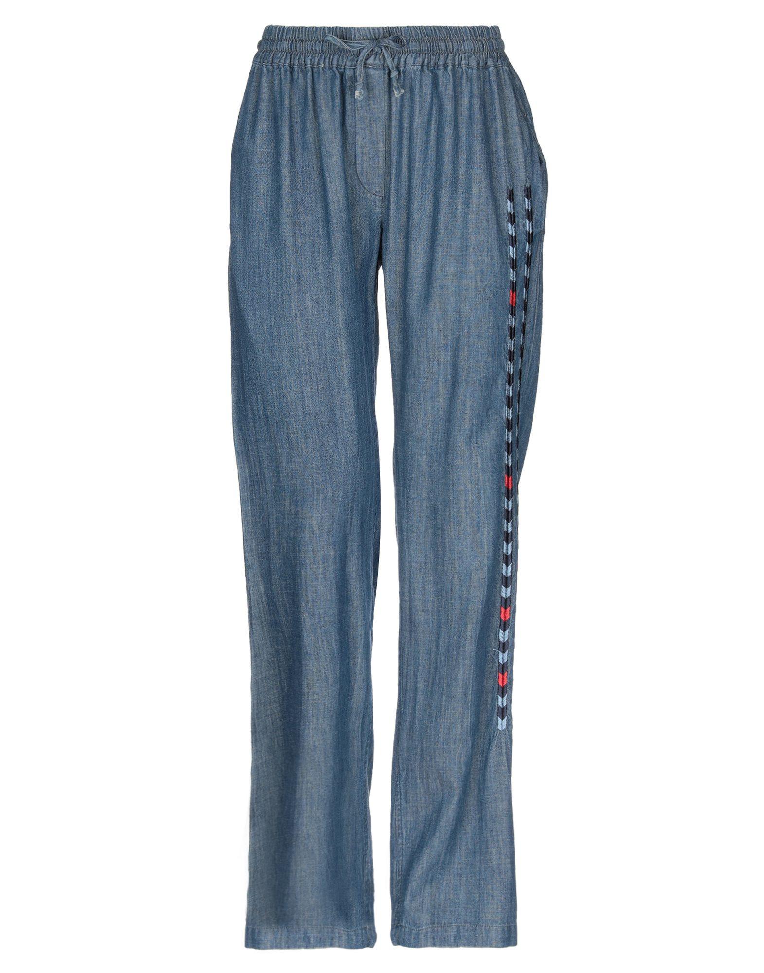 JO! by CREATIVE JORDAN Джинсовые брюки все цены