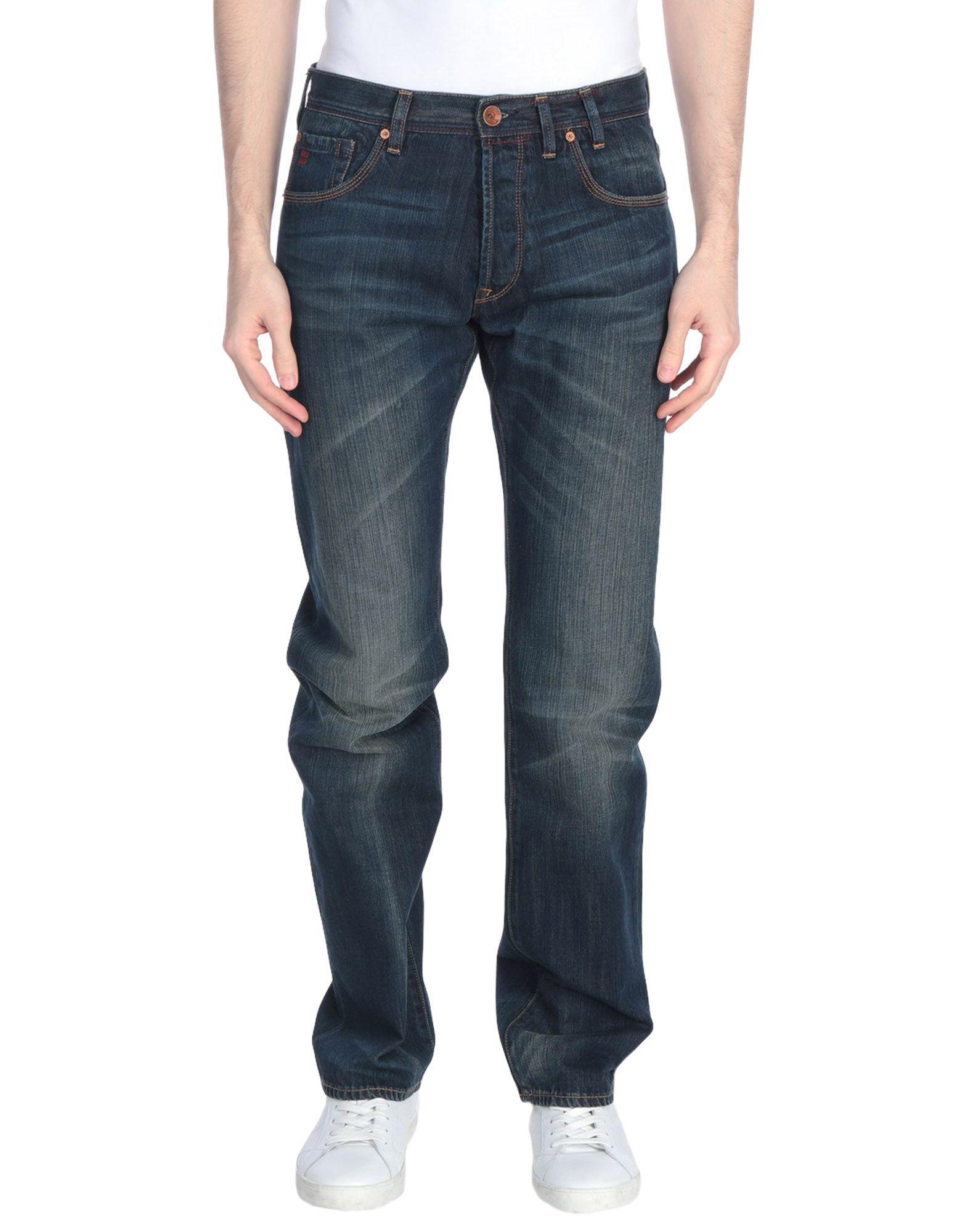 Фото - PAUL SMITH Джинсовые брюки jean paul gaultier le male