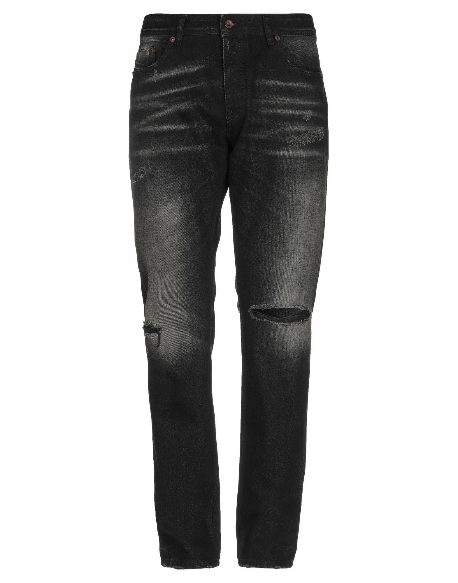 DIESEL BLACK GOLD Джинсовые брюки